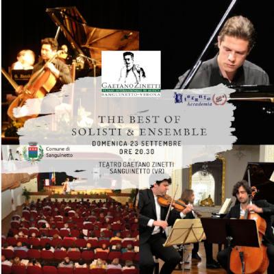 The Best of Solisti & Ensemble (Finale-Concerto) Premio Zinetti