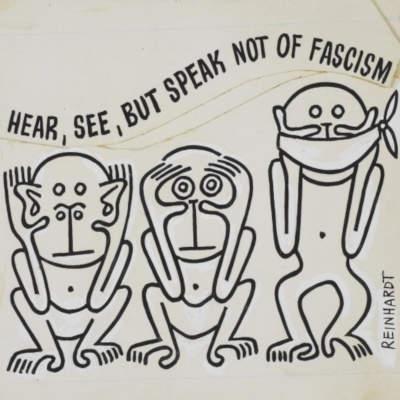 Ad Reinhardt. Arte e Satira